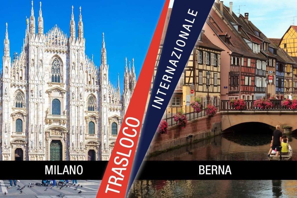 Traslochi Internazionali Milano - Berna