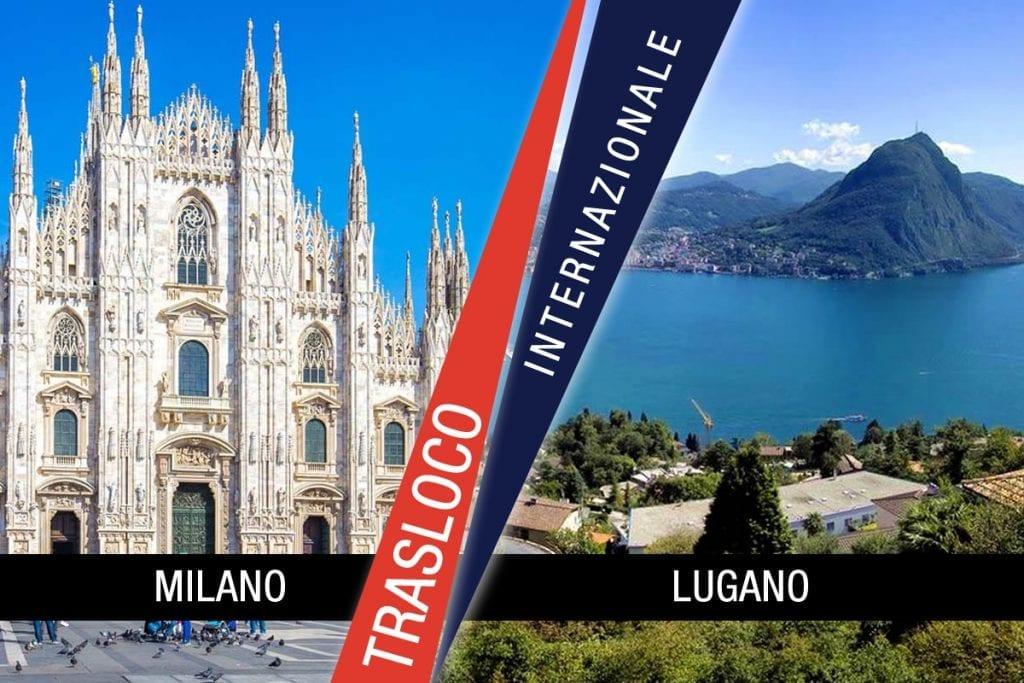 Traslochi Internazionali Milano - Lugano